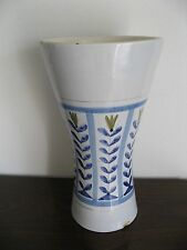Roger Capron - Vase diabolo - Faïence - Céramique - Vallauris -