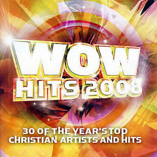 WOW Hits 2008 by Various Artists (Sparrow Records) 2 CD Set NEW
