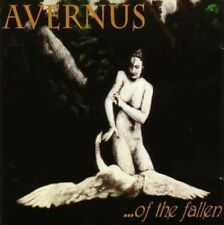 Avernus - ...Of the Fallen CD 1997 MIA Records gothic atmosphere