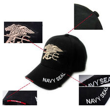 Black Outdoor Sport Tactical Military Hunting Navy Seal Baseball Cap Hat