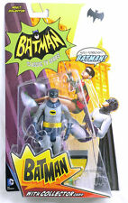 Mattel Batman Classic TV Series Batman Collector Action Figures new in box