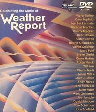Promo CD • Various Artists • Celebrating the Music of Weather Report • Acceptabl