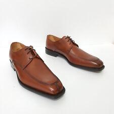 MADE IN ITALY Scarpe uomo classiche fatte a mano tg 9 colore marrone