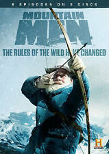 Mountain Men: Season 4, Vol 1 - Welcome to Tundra (DVD, 2016)