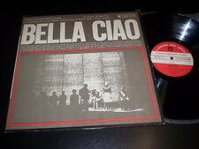 """Il Nuovo Canzoniere Italiano """"Bella Ciao"""" LP I DISCHI DEL SOLE ITA 1965"""