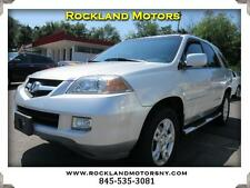 Acura : MDX Touring with