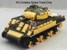 Tank Workshop 1/35 M4 Sherman T54E1 Spare Track Links / Armor (30 pieces) 350130