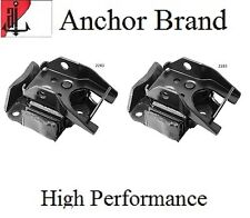2 PCS Motor Mount Kit for CHEVROLET NOVA 5.7L 350 Engine 1972