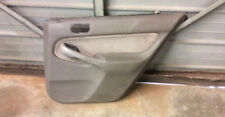 96 97 98 99 00 Honda Civic Rear Right Passenger Side Door Panel Grey OEM