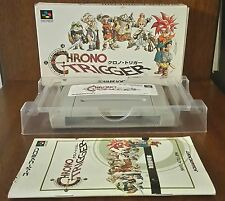 Chrono Trigger Nintendo SUPER FAMICOM SFC JAPANESE JAPAN NTSC-J JAP (1)