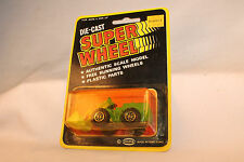 SOMA SUPER WHEELS HONG KONG DIECAST WHEEL LOADER, GREEN, LOT C