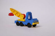 LEGO DUPLO Fahrzeug LKW mit Kran Auto