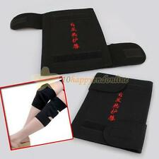 2 Pcs Knee Brace Support Spontaneous Heating Magnetic Therapy Pain Relief Belt