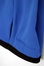 Electric Blue Cigarette Trousers from Sandro, Size 36,UK 8 Worn Once