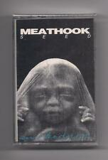 MEATHOOK SEED - Embedded SEALED cassette Earache Napalm Death