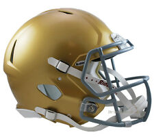 NOTRE DAME FIGHTING IRISH RIDDELL SPEED AUTHENTIC NCAA FOOTBALL HELMET