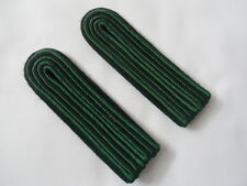 Brand New German Officials Shoulder Boards Dark Green