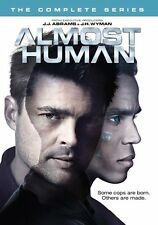 Almost Human: Complete Series (3 Discs 2013) - Karl Urban, Michael Ealy