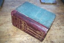 1906 Mrs Beetons book of household managment, over 2000pp and adverts