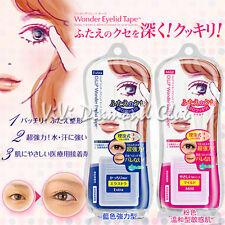 Japan D-UP Wonder Eyelid Tape EXTRA HOLD 160pcs LIMITED ***Worldwide Shipping***