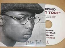 CD PROMO SINGLE 4 TITRES / GUIZMO / C'EST TOUT / TRES BON ETAT