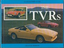 TVR Grantura Vixen Griffith TOSCANO & TAIMAR Design & production libro di storia