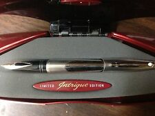 SHEAFFERS INTRIQUE LIMITED EDITION  FOUNTAIN PEN 18K  NIB NEW IN BOX  100 / 350