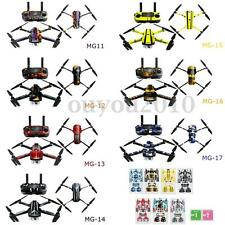 Waterproof PVC Stickers Decal Skin Protector For DJI Mavic Pro RC Drone Quad