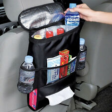 AUTO Accessories Car Seat Back Multi-Pocket Insulation Storage Bag Organizer New