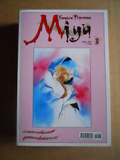 MIYU Vampire Princess vol. 3 - Toshihiro Hirano edizione Play Press  [G371C]