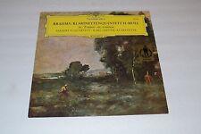 Brahms: Klarinetten Quintett~Amadeus-Quartett~Karl Leister~Deutsche Grammophon