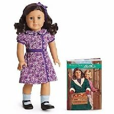 American Girl RUTHIE DOLL and BOOK 18 inch Never removed from box Kit's friend