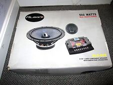 Almani 500 watt high performance component speaker system ALS-609