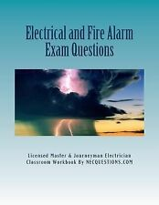 Electrical and Fire Alarm Exam Questions by Nec Questions (2013, Paperback)