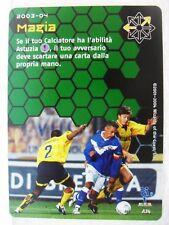 FOOTBALL CHAMPIONS calcio mercato 2003-04 - Magia - A34 Roberto Baggio