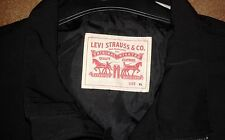 LEVIS ENGINEER STYLE WIND BREAKER BLACK - XL
