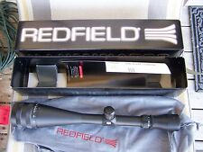 Redfield WideField Illuminator 6-20x50 AO Rifle Scope ~Matte~ Japan NIB