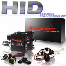 Xeno Xenon HID KIT 9004 9007 6000K White Dual Beams Headlight Conversion Light