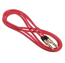 3.5mm AUX Auxiliary CORD Male to Male Stereo Audio Cable for PC iPod CAR 1M long