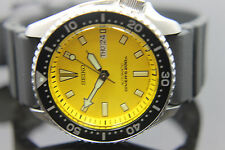 Brand New Seiko Men's SKXA35 Automatic Dive Urethane Strap Watch