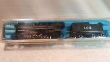Atlas 0-8-0 Steam locomotive A.T. & S.F. #2111 N scale