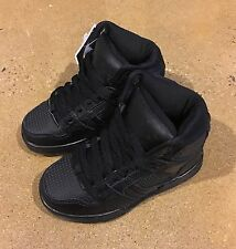 Osiris NYC 83 Kids Size 11 US Boys Black BMX DC Skate Shoes Sneakers