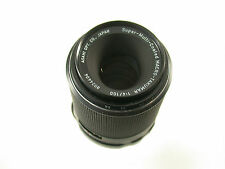 Pentax S-M-C macro Takumar 4/100 100 100mm f4 4 m42 m-42 top adaptable all/17
