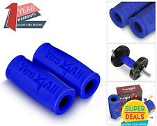 Yes4All Xtreme Fat Hand Grip Handle Thick Bar Lift Muscle Builder - ²WA0AF