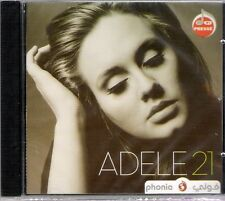 Pop, Rock Musik CD  NEU ADELE 21