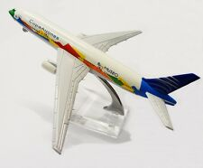 Boeing 777 Copa Airlines DieCast Plane Model Gift Aeroplane Toy Columbia Metal