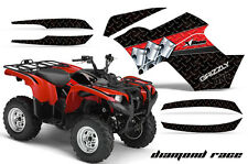 Yamaha Grizzly 550/700 AMR Racing Graphics Sticker Kit 07-13 ATV Decals DR BR