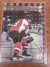 1999-00 SPx Highlight Heroes Eric Lindros Card HH9 Cool Card