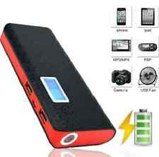 300000MAH POWER BANK  USB EXTERNAL BATTERY PACK CHARGER FOR IPHONE IPAD UK