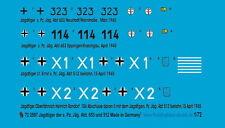 Peddinghaus 2597 1/72 Jagdtiger der s.Pz. Jäg Abt. 653 und 512